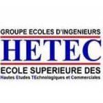 Ecole supérieure des Hautes Etudes TEchnologiques et Commerciales (HETEC)