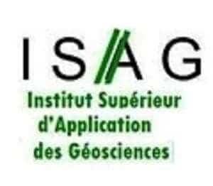 Institut Supérieur d'Application des Géosciences (ISAG)